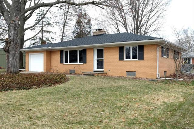 1950 Coronada Street, Ann Arbor, MI 48103 (#543255832) :: Duneske Real Estate Advisors