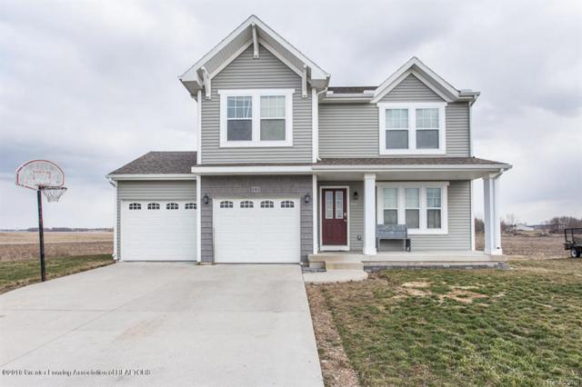 181 Lake Ridge Drive, Aurelius Twp, MI 48854 (MLS #630000225232) :: The Toth Team