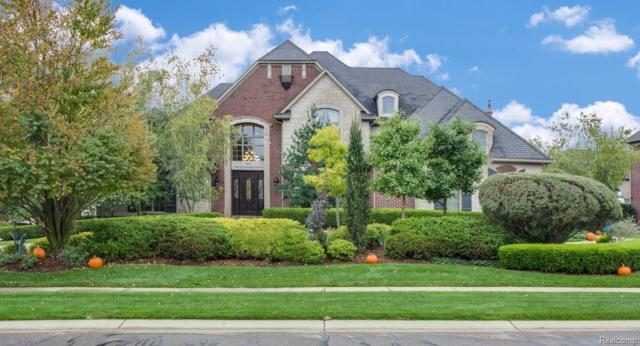 1660 Lincolnshire Drive, Rochester Hills, MI 48309 (#218033188) :: Duneske Real Estate Advisors
