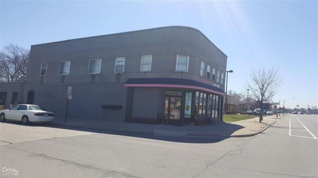 22660 Van Dyke Ave, Warren, MI 48089 (MLS #58031345219) :: The Toth Team