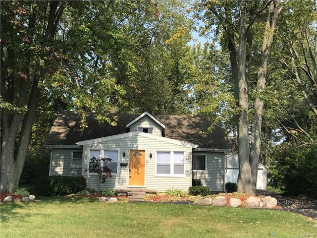 31958 Donnelly Street, Garden City, MI 48135 (MLS #218033221) :: The Toth Team
