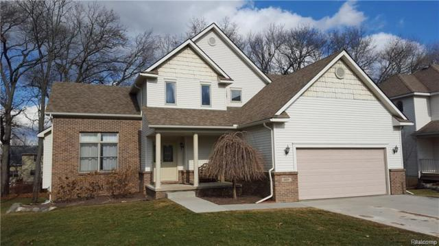 1039 Long Leaf Court, Brighton, MI 48116 (#218033251) :: The Mulvihill Group