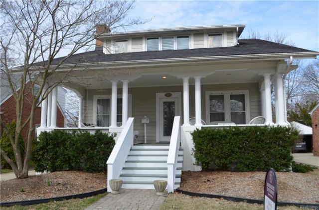 1460 Maryland Boulevard, Birmingham, MI 48009 (#218033264) :: Duneske Real Estate Advisors