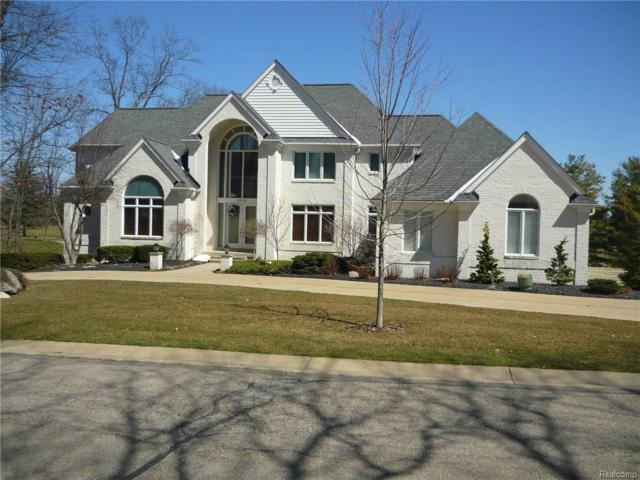 5512 Saint Andrew Drive, Independence Twp, MI 48348 (#218033295) :: The Mulvihill Group