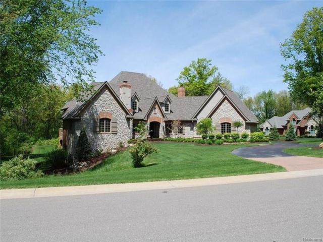 1320 Forest Ridge Drive, Milford Twp, MI 48381 (#218033303) :: RE/MAX Classic