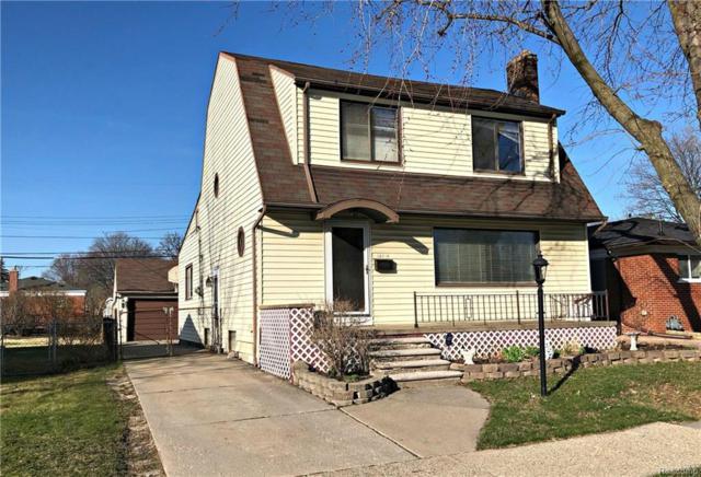15218 Hanfor Avenue, Allen Park, MI 48101 (#218033358) :: The Buckley Jolley Real Estate Team