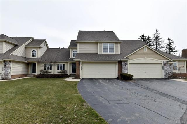 1829 Wentworth Dr #139, Canton Twp, MI 48188 (MLS #218033459) :: The Toth Team