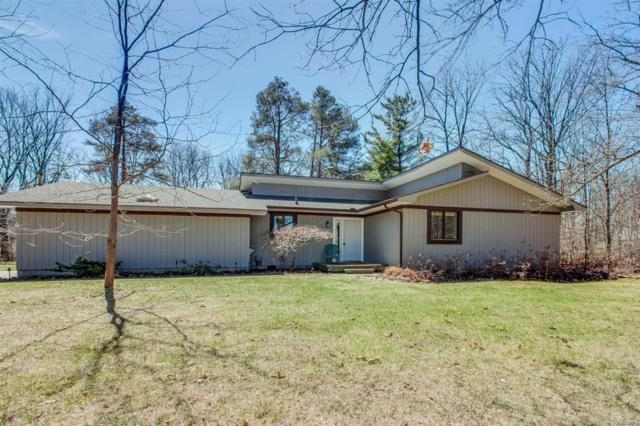 13975 Riker Road, Dexter, MI 48118 (MLS #543255973) :: The Toth Team