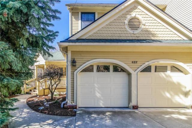 625 Randolph, Northville, MI 48167 (#218033560) :: Duneske Real Estate Advisors