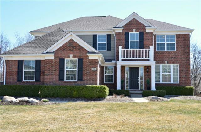 7026 Oakhurst Ridge Road, Independence Twp, MI 48348 (#218033677) :: Duneske Real Estate Advisors