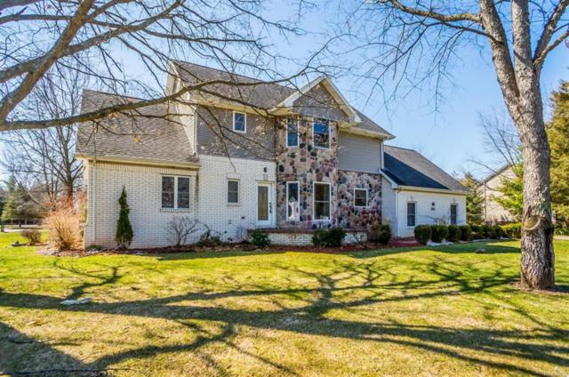 3590 Habitat Trail, Hamburg Twp, MI 48169 (#543256032) :: The Mulvihill Group