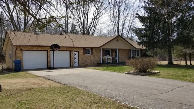 3411 Pebble Creek Drive, Vassar Twp, MI 48768 (#218033827) :: Duneske Real Estate Advisors