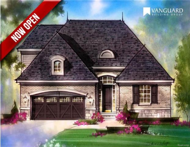 53093 Enclave Circle, Shelby Twp, MI 48315 (MLS #218033860) :: The Toth Team