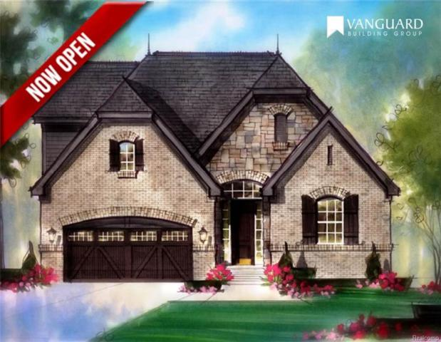 53189 Enclave Circle, Shelby Twp, MI 48315 (MLS #218033869) :: The Toth Team