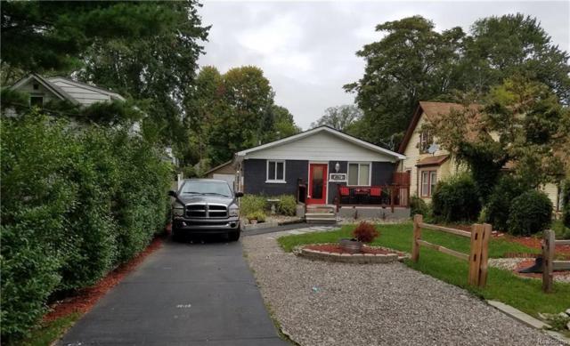 21357 Poinciana Street, Southfield, MI 48033 (#218033906) :: Metro Detroit Realty Team | eXp Realty LLC