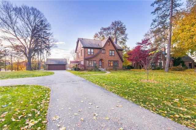 6151 Middle Lake Road, City Of The Vlg Of Clarkston, MI 48346 (#218034029) :: Keller Williams West Bloomfield