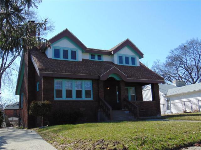 180 Cherokee Road, Pontiac, MI 48341 (MLS #218034083) :: The Toth Team