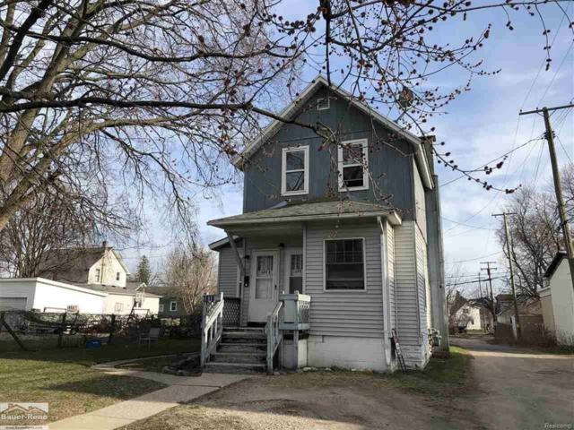 1416 Lincoln Ave, Port Huron, MI 48060 (#58031345479) :: Duneske Real Estate Advisors