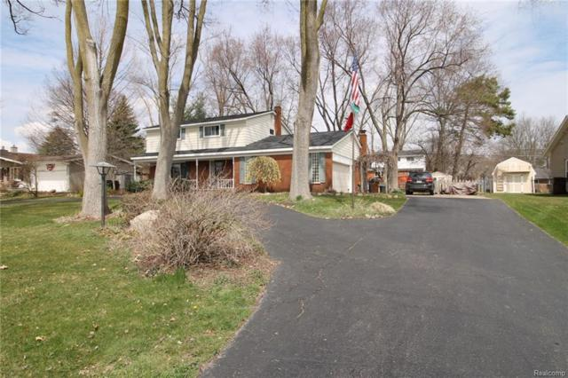 2157 24 MILE Road, Shelby Twp, MI 48316 (#218034287) :: RE/MAX Classic