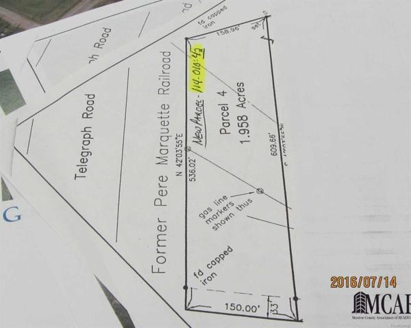 3900 N Otter Creek, Lasalle, MI 48145 (#57003452193) :: RE/MAX Nexus