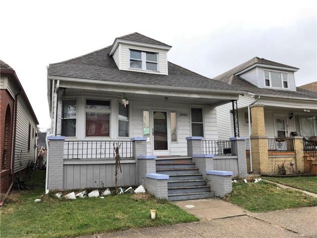 3850 Prescott Street, Hamtramck, MI 48212 (#218034528) :: Simon Thomas Homes