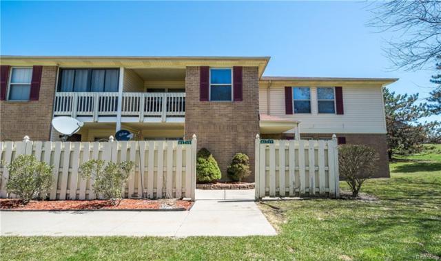 61115 Greenwood Drive, South Lyon, MI 48178 (#218034594) :: Duneske Real Estate Advisors