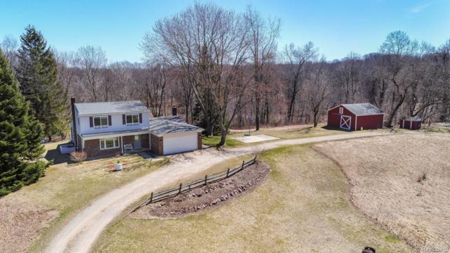 395 Beaumont Road, Highland Twp, MI 48356 (#218034618) :: RE/MAX Vision