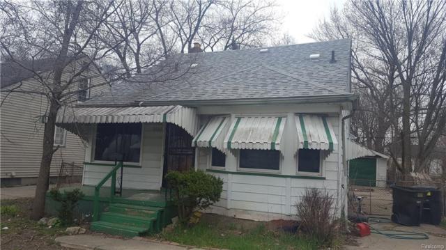 8432 Pierson Street, Detroit, MI 48228 (#218034654) :: RE/MAX Classic