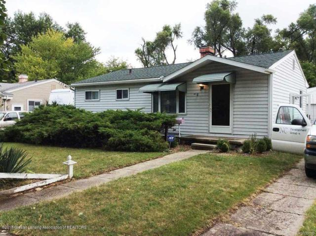 4901 Lowcroft Avenue, Lansing, MI 48910 (MLS #630000225406) :: The Toth Team