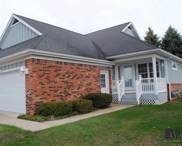 1103 Meadowlands Ct 44-G, Monroe, MI 48161 (#57003452202) :: Duneske Real Estate Advisors