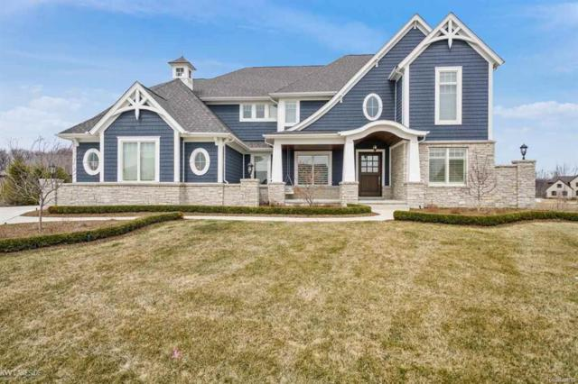 3363 Grantham Court, Oakland Twp, MI 48363 (MLS #58031345658) :: The Toth Team