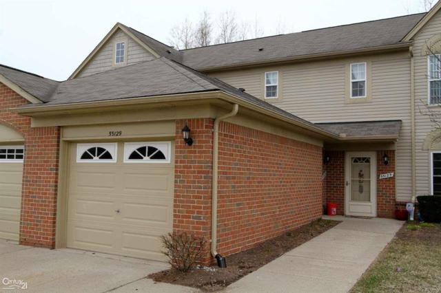 55129 Westchester Drive, Shelby Twp, MI 48316 (#58031345676) :: Duneske Real Estate Advisors
