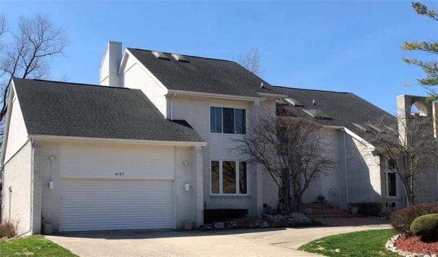 4197 Strathdale Lane, West Bloomfield Twp, MI 48323 (#218035027) :: RE/MAX Classic