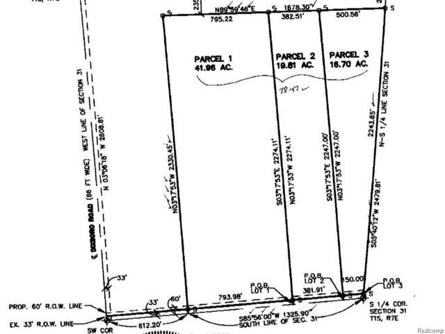 5295 Joy Road, Salem Twp, MI 48170 (#218035050) :: RE/MAX Vision