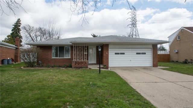 31248 Saratoga Avenue, Warren, MI 48093 (#218035131) :: RE/MAX Vision