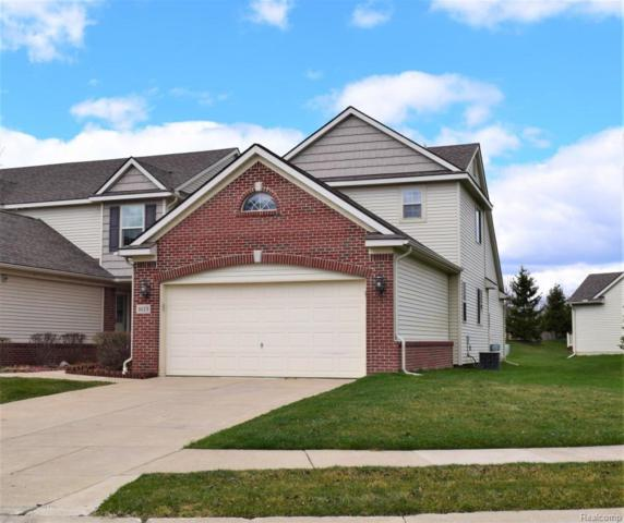4613 Summer Ridge Drive #12, Howell, MI 48843 (#630000225445) :: RE/MAX Vision