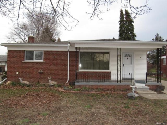 9689 Sylvester Street, Taylor, MI 48180 (#218035214) :: Duneske Real Estate Advisors