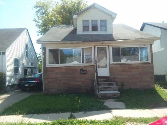 3717 S Ethel Street, Detroit, MI 48217 (MLS #218035313) :: The Toth Team