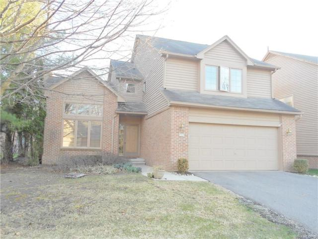 6630 Heron Point, West Bloomfield Twp, MI 48323 (#218035359) :: Duneske Real Estate Advisors