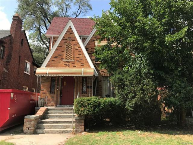 17377 Indiana Street, Detroit, MI 48221 (#218035451) :: Duneske Real Estate Advisors