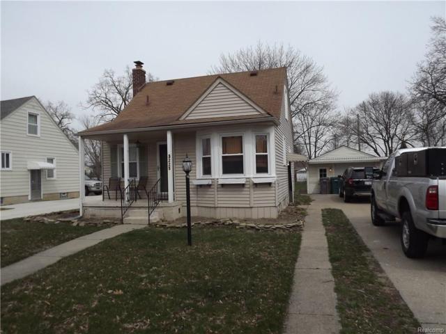 3225 Vassar Street, Dearborn, MI 48124 (#218035819) :: RE/MAX Classic