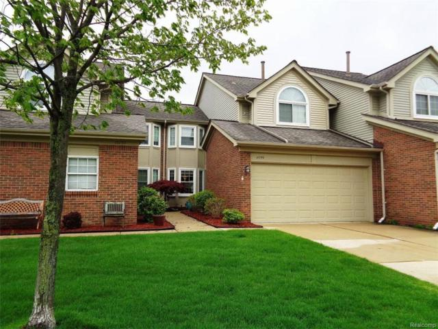 15759 Golfview Drive, Riverview, MI 48193 (#218036291) :: RE/MAX Classic