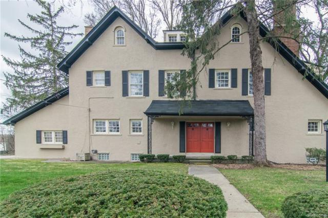 160 E Long Lake Road, Bloomfield Hills, MI 48304 (#218036384) :: RE/MAX Classic