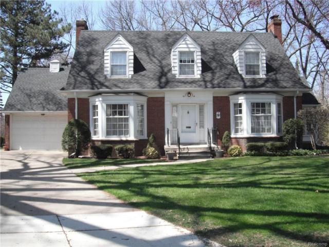 9 Duxbury Lane, Dearborn, MI 48120 (#218036412) :: RE/MAX Nexus