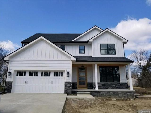 632 Millard Avenue, Royal Oak, MI 48073 (#218036580) :: Duneske Real Estate Advisors