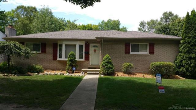 21609 Birchwood St, Farmington, MI 48336 (#58031346087) :: RE/MAX Nexus
