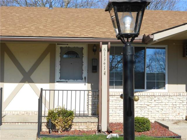 61141 Heritage Boulevard #4, South Lyon, MI 48178 (#218036651) :: Duneske Real Estate Advisors