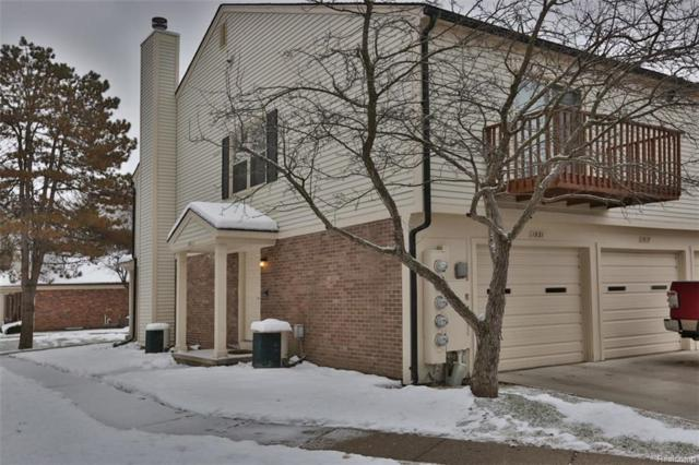 1521 Dover Hill N, Walled Lake, MI 48390 (#218036723) :: Duneske Real Estate Advisors