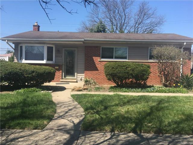 6059 Coolidge Street, Dearborn Heights, MI 48127 (#218036775) :: Duneske Real Estate Advisors