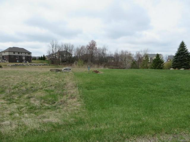 LOT 28 Stonewall, Independence Twp, MI 48348 (MLS #218036905) :: The Toth Team